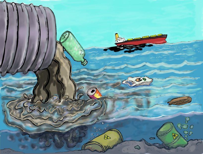 zanieczyszczenie wody, czysta woda